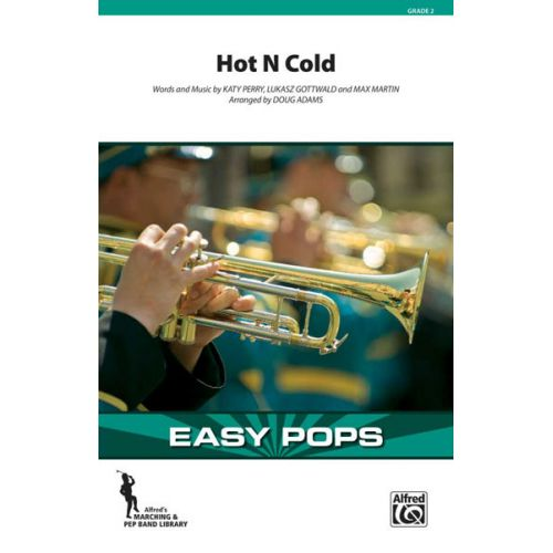ALFRED PUBLISHING PERRY - HOT N COLD - SCORE AND PARTS