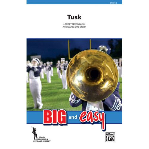 ALFRED PUBLISHING TUSK - SCORE AND PARTS