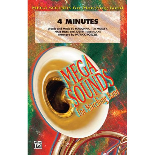 ALFRED PUBLISHING 4 MINUTES - SCORE AND PARTS