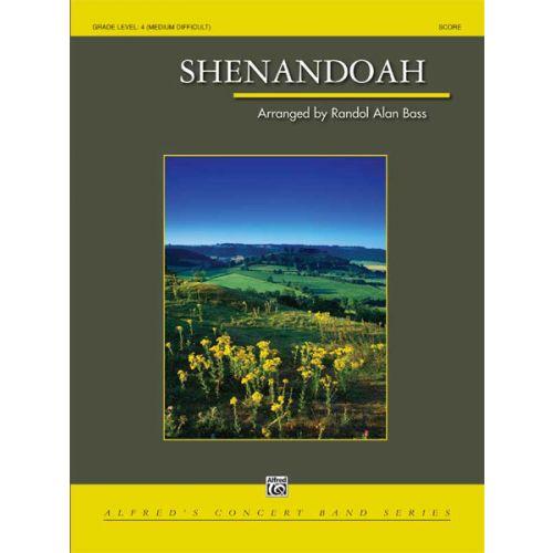 ALFRED PUBLISHING BASS RANDOL ALAN - SHENANDOAH - SYMPHONIC WIND BAND
