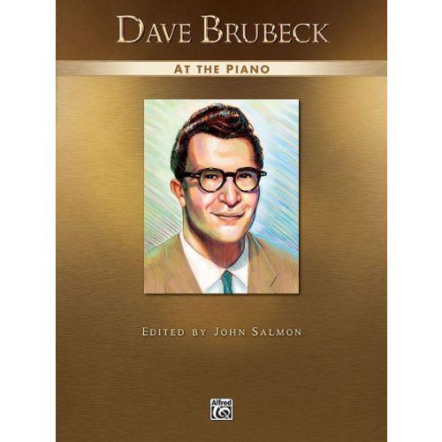 ALFRED PUBLISHING BRUBECK DAVE - AT THE PIANO - PIANO SOLO