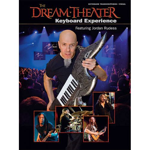 ALFRED PUBLISHING DREAM THEATER - KEYBOARD EXPERIENCE - ELECTRONIC KEYBOARD
