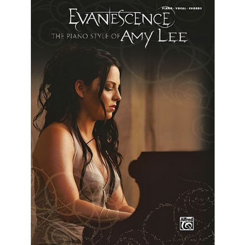 ALFRED PUBLISHING LEE AMY - THE PIANO STYLES OF - PIANO SOLO