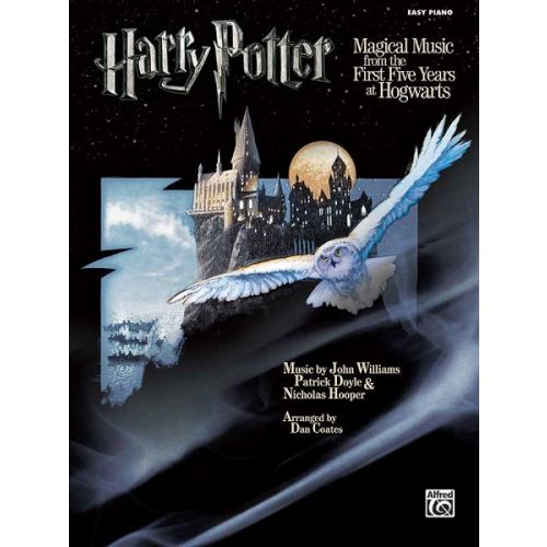 ALFRED PUBLISHING WILLIAMS JOHN - HARRY POTTER MAGICAL MUSIC 1-5 - EASY PIANO SOLO