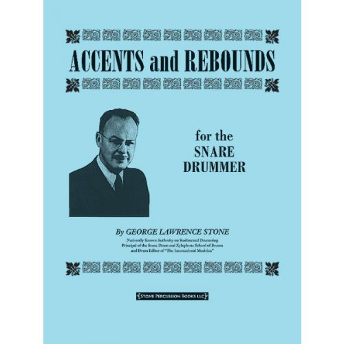 ALFRED PUBLISHING ACCENTS AND REBOUNDS - DRUM