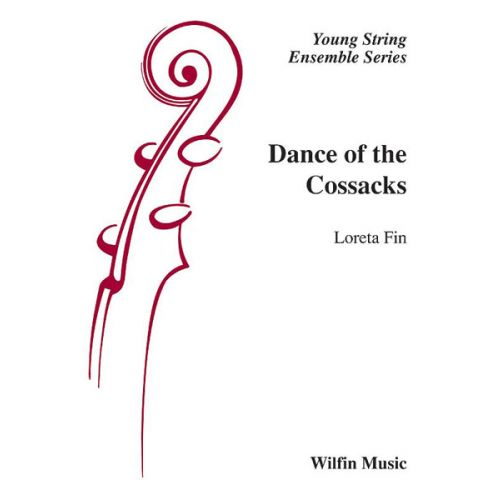 ALFRED PUBLISHING FIN LORETA - DANCE OF THE COSSACKS - STRING ORCHESTRA