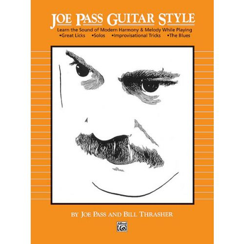 ALFRED PUBLISHING PASS , GUITAR STYLE BOOK - GUITAR