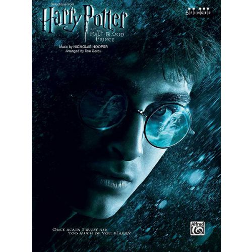 ALFRED PUBLISHING HOOPER NICK - HARRY POTTER HALF BLOOD PRINCE - PIANO SOLO