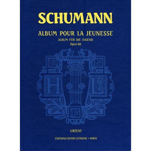 LEMOINE SCHUMANN R. - ALBUM POUR LA JEUNESSE - PIANO