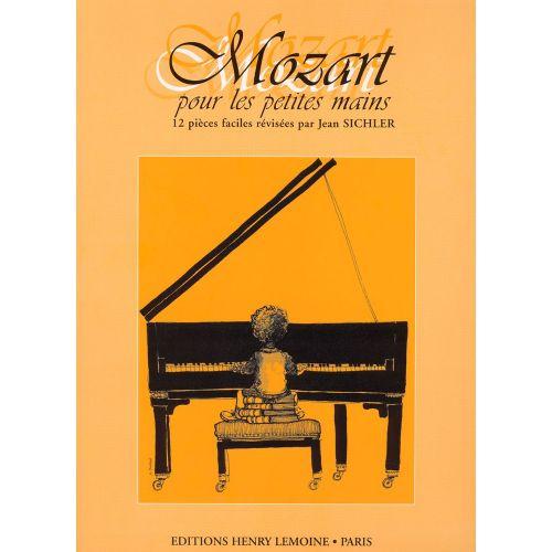 LEMOINE MOZART W.A. - MOZART POUR LES PETITES MAINS - PIANO