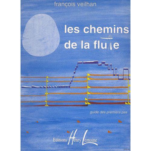 LEMOINE VEILHAN FRANCOIS - CHEMINS DE LA FLUTE (LES) - FLUTE