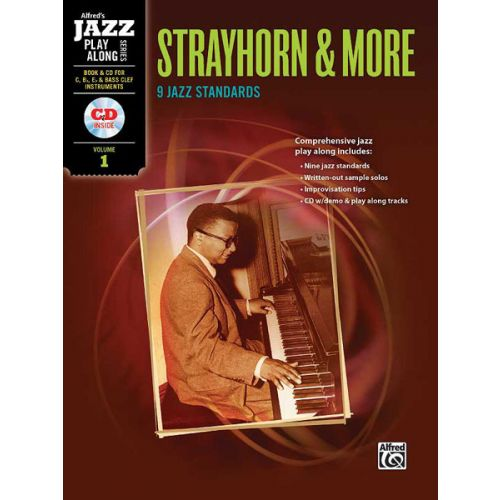 ALFRED PUBLISHING STRAYHORN AND MORE 1 + CD - FLEXIBLE ENSEMBLE