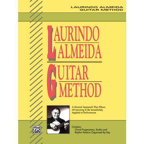 ALFRED PUBLISHING ALMEIDA LAURINDO - GUITAR METHOD - GUITAR