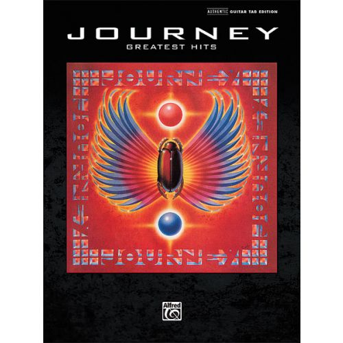 ALFRED PUBLISHING JOURNEY - JOURNEY GREATEST HITS - GUITAR TAB