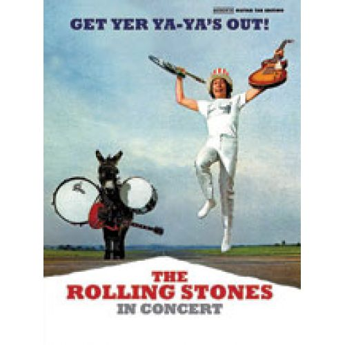 ALFRED PUBLISHING ROLLING STONES (THE) - GET YER YA-YA'S OUT!