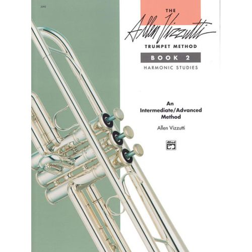 ALFRED PUBLISHING VIZZUTTI ALLEN - TRUMPET METHOD BOOK 2 - TRUMPET