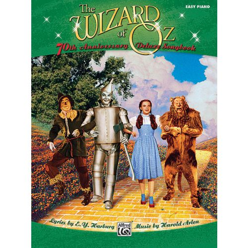 ALFRED PUBLISHING WIZARD OF OZ SEL 70TH ANNIVARY - PIANO SOLO