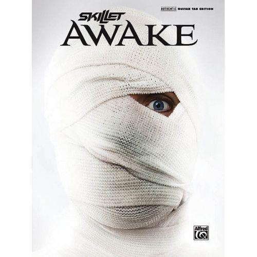 ALFRED PUBLISHING SKILLET - AWAKE - GUITAR TAB