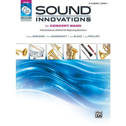 ALFRED PUBLISHING SOUND INNOVATIONS - CLARINET