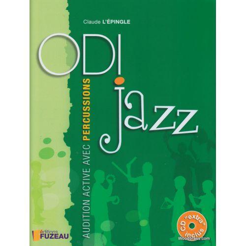 FUZEAU L'EPINGLE C. - ODI JAZZ + CD