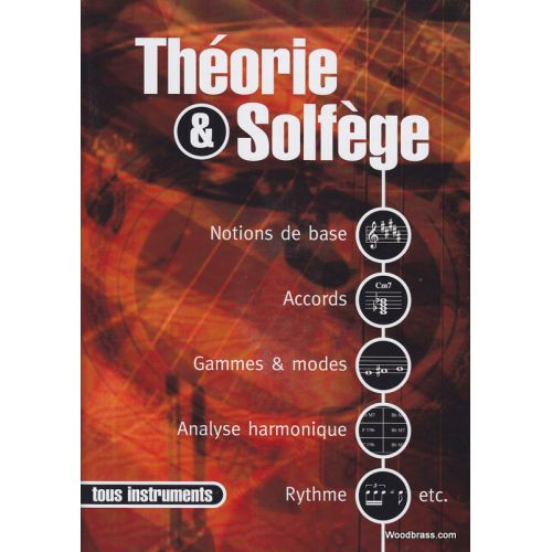 PLAY MUSIC PUBLISHING LAMBOLEY DENIS - THEORIE ET SOLFEGE - FORMATION MUSICALE