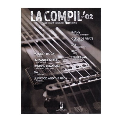 AEDE MUSIC LA COMPIL N° 2 - PVG