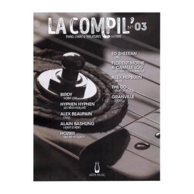 AEDE MUSIC LA COMPIL N° 3 - PVG