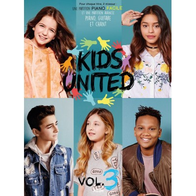 AEDE MUSIC KIDS UNITED VOL.3 - PVG