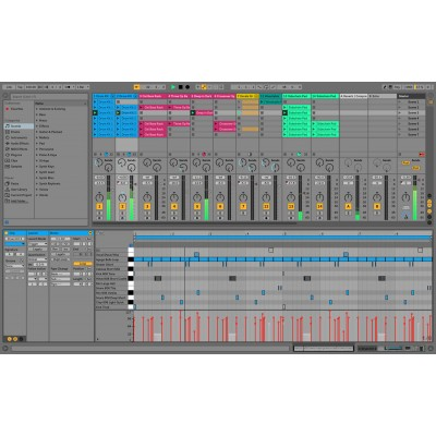 Sequencing / DAW Softwares