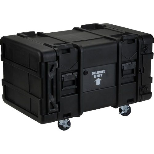 SKB 3SKB-R908U30 - 8U INDUSTRIAL SHOCK MOUNT RACK
