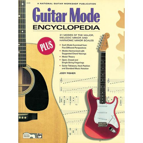 ALFRED PUBLISHING FISHER JODY - GUITAR MODE ENCYCLOPEDIA - GUITAR