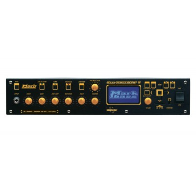MARKBASS BASS MULTIAMP STEREO HEAD