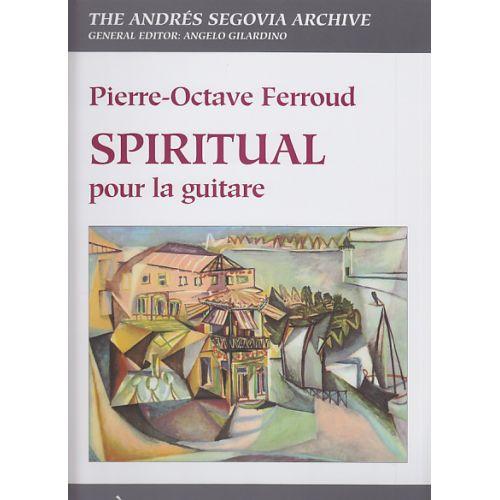 BERBEN FERROUD P. O. - SPIRITUAL - GUITARE