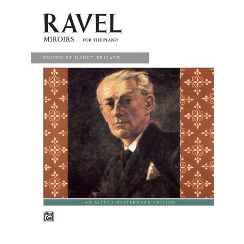 ALFRED PUBLISHING RAVEL MAURICE - MIROIRS - PIANO