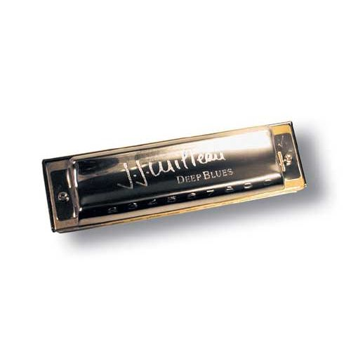 HOHNER DIATONICO 501/20 MS MILTEAU DEEP BLUES 10 AGUJEROS C DO