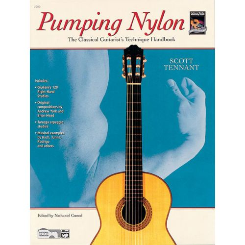 ALFRED PUBLISHING TENNANT SCOTT - PUMPING NYLON - GUITAR