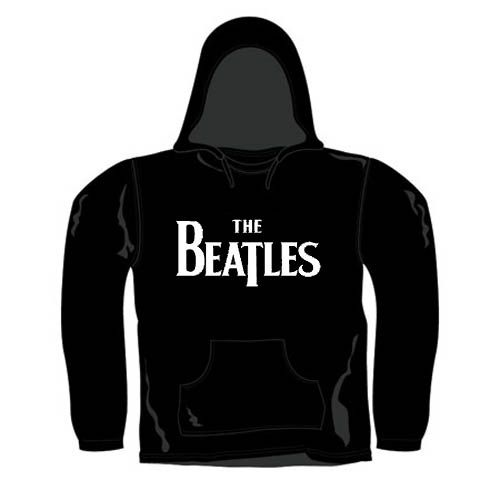 WOODBRASS CLUB BEATLES HOODED SWEATER - MOTIF : LOGO - S