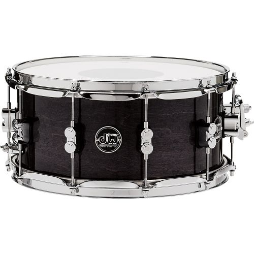 DW DRUM WORKSHOP PERFORMANCE LACQUER EBONY STAIN