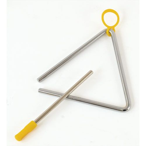 FUZEAU TRIANGLE 13 CM - ATTACHE PLASTIQUE