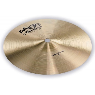 "PAISTE SPLASH MASTERS 8"" DARK"