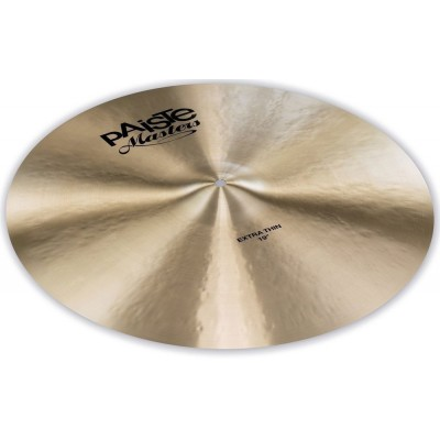"PAISTE CRASH MASTERS 19"" EXTRA THIN"