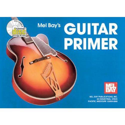 MEL BAY BAY MEL - GUITAR PRIMER + CD - GUITAR