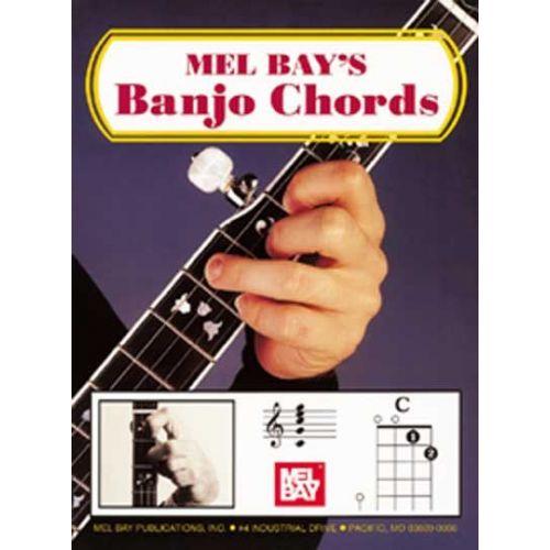 MEL BAY BAY MEL - BANJO CHORDS - BANJO