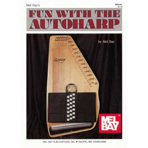 MEL BAY BANKS SUE - FUN WITH THE AUTOHARP - HARP