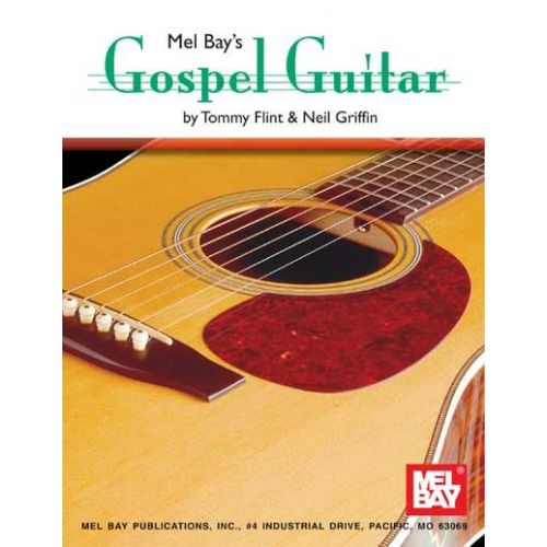 MEL BAY FLINT TOMMY - GOSPEL GUITAR - GUITAR