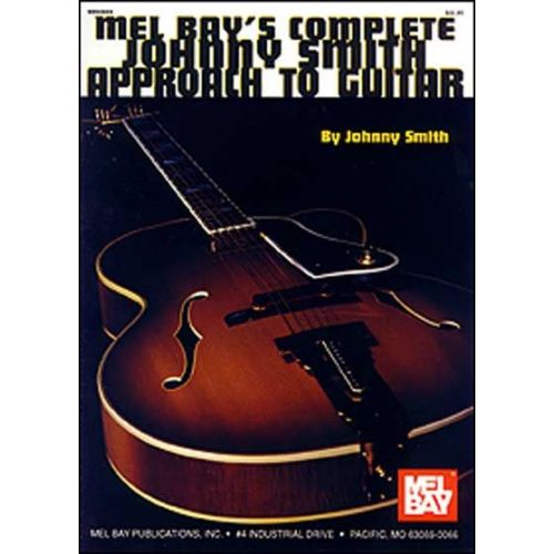 MEL BAY SMITH JOHNNY - COMPLETE JOHNNY SMITH APPROACH TO GUITAR - GUITAR