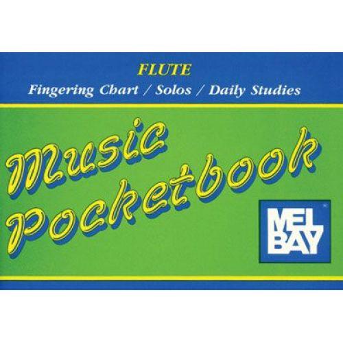 MEL BAY BAY WILLIAM - FLUTE POCKETBOOK - FLUTE