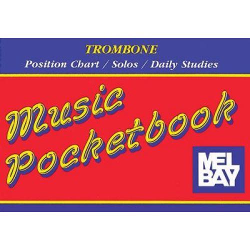 MEL BAY L. DEAN BYE - TROMBONE POCKETBOOK