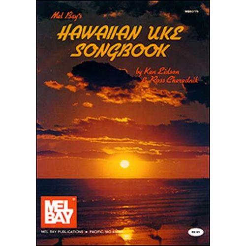 MEL BAY EIDSON KEN - HAWAIIAN UKE TUNEBOOK - UKULELE