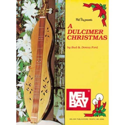 MEL BAY FORD BUD - A DULCIMER CHRISTMAS - DULCIMER